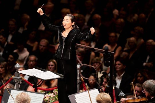 Elim Chan appointed as RSNO principal guest conductor